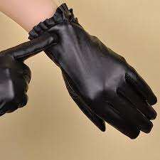 half finger leather gloves motorcycles best opera leather gloves