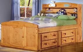 Kids Bed With Bookshelf Stylish Kids Bookcase Beds Kids Room Storage Headboard Kids Bed
