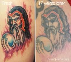 Tetování Po Letech Už Není Co Bývalo Takhle Se Mění Galerie Tncz