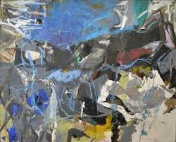 female abstract expressionists who are not helen frankenthaler  perle fine summer i 1958 1959 women of abstract expressionism at denver