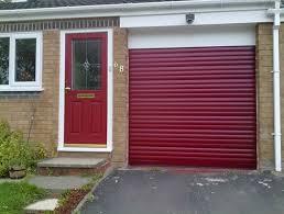 small garage doorBenefits of Residential Roll up Garage Doors  Home Interiors