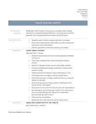 Resume Specific To Job Awesome Tailor Resume To Job Resume Format