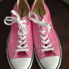 converse 9. converse shoes - pink low top size 11 women\u0027s 9 men\u0027s f