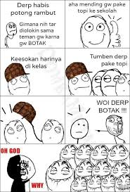 "Meme Comic Indonesia on Twitter: ""true story botak ! -Qel RT ... via Relatably.com"