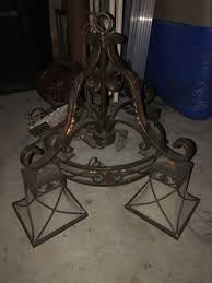bronzed 4 light chandelier for in raleigh nc