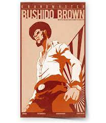 Bushido brown bushido brown bushido art inspiration. Pin On Cool Portraits