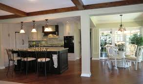 Of White Kitchens With Dark Floors Kitchen Glamorous Dark Plus White Countertop Also Wall Also