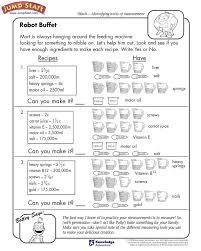 3Rd Grade Measuring Worksheets Worksheets for all | Download and ...