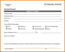Vacation Request Forms For Employees Vacation Request Form Template Rome Fontanacountryinn Com