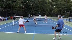 Tennis Court Design Guidelines Tennis Pickleball Overview