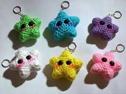 Crochet Keychain Pattern