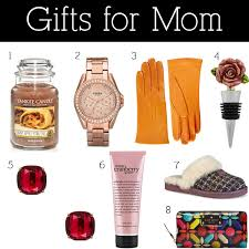 Holiday Gift Guide Gifts For Mom  Airelle SnyderChristmas Gifts For Mom
