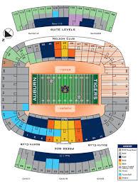 Auburn Stadium Seating Chart Auburn University Jordan Hare Stadium Pt 1 Auburn