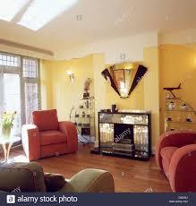 Art Deco Living Room Modern House - Livingroom deco