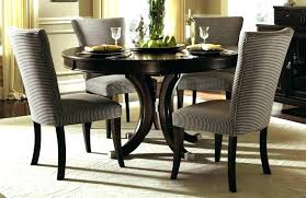 modern dining table and chairs set round table chair sets modern dining furniture stunning round modern