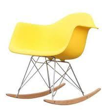 yellow rocker arm chair yellow furniture91 yellow