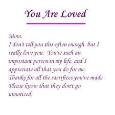 I Love You Mom Quotes
