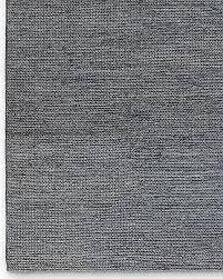 sophisticated navy jute rug on braided