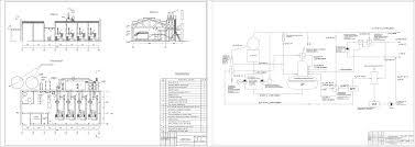 Учебные проекты котельных котельные агрегаты курсовые и  Курсовой проект Производственно отопительная котельная установка 4 котла серии ДЕ 16