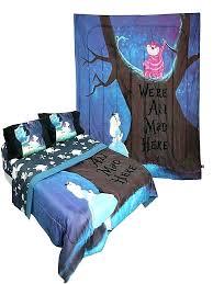 alice in wonderland bedding set in wonderland bed set in wonderland bedding sets in wonderland queen