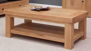 homestyle bordeaux oak coffee table