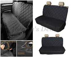 quilted pet dog car rear seat cover for mini countryman john cooper jcw 10 17