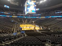 Pepsi Center Seating Chart View Pepsi Center Section 116 Denver Nuggets Rateyourseats Com