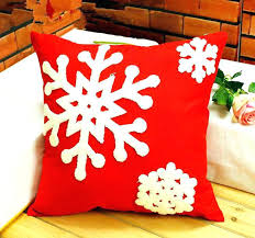 Outdoor Christmas Pillow Covers
