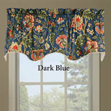 Image result for kitchen curtains blue waverly