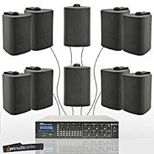 sound system for bar. multi zone background music bar cafe restaurant install pa sound speaker system for