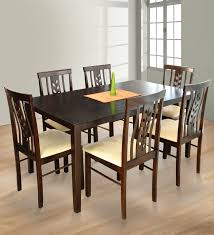 priya furniture 6 seat dining table freedom to inside ideas 13