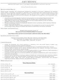 Chronological Sample Resume Best Of Sample Healthcare Resume Administrativelawjudge