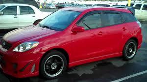 2007 Toyota Matrix XR 5D Hatchback - YouTube