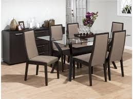 medium size of dining room ideas round glass top dining table set 4 chairs round