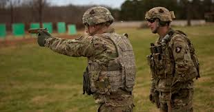 United States Army Military Police School Not Just A Sidearm Armys New Handgun Marks First Step To Changing