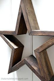 wooden star decor free plans rogue engineer wood sunburst mirror