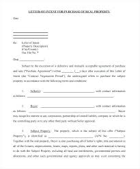 Letter Of Intent Real Estate Extraordinary Letter Of Intent To Hire Template Tylermorrisonco