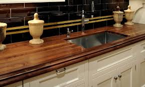 Wooden Kitchen Counters Perfect On Kitchen  Home Design Interior Kitchen Counter With Sink