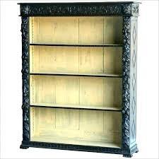 shallow depth bookcase shelving unit bookshelves of bookshelf incredible shelf