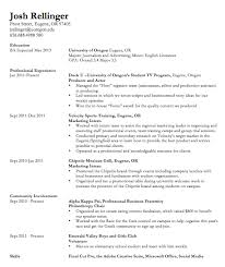 Awesome Collection of Sample Resume For On Campus Job In Resume