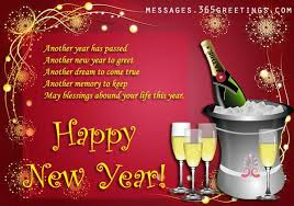 Xmas And New Year Greetings Quotes