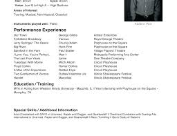 actor resume no experience discreetliasons com sample acting resume no experience resume