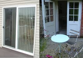 the difference between sliding patio doors and french patio doors
