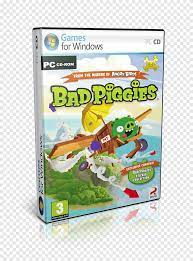 Bad Piggies Xbox 360 Video game PC game, bad piggies alien, game, xbox png
