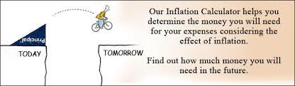 Inflation Calculator Principal Retirement Advisors
