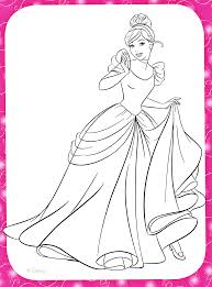 walt disney figuren hintergrund titled walt disney coloring pages princess aschenputtel