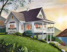 coastal cottage house plans. Build Your Own Beach Cottage With These Plans House Storybook English Coastal N