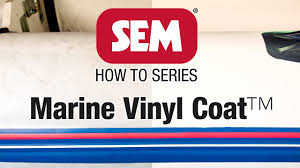 Sem Marine Vinyl Coat Color Chart Vinyl Coat Sem Products