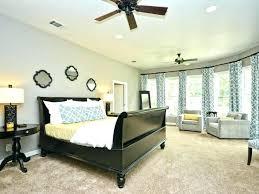 ceiling fan size for bedroom master bedroom ceiling fan medium size of ceiling fans with crystals