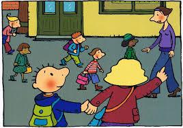 Afbeeldingsresultaat voor prenten eerste schooldag